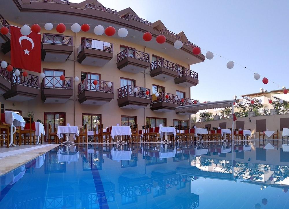 هتل هیمروس بیچ آنتالیا