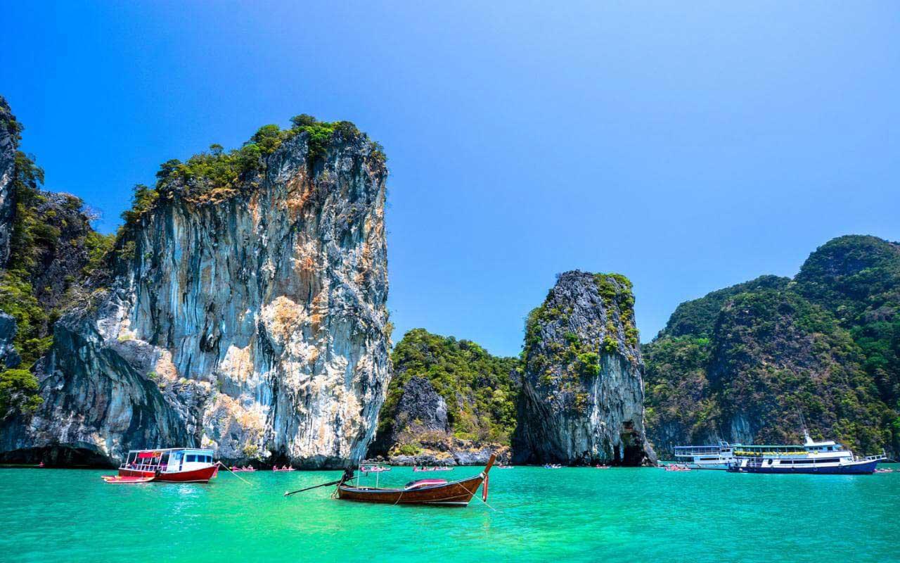 Image result for جاذبههای گردشگری کشور تایلند