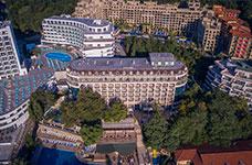 هتل کالیاکرا پالاس وارنا