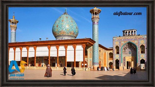 حرم شاه چراغ در شیراز