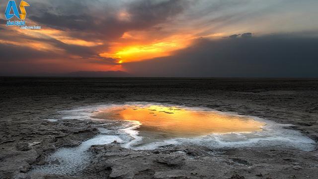 دریاچه ی ارومیه-الفبای سفر