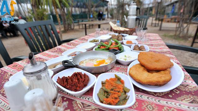 رستوران Sevgi Çiftliği،آنتالیا-الفبای سفر