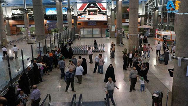 فرودگاه امام خمینی-الفبای سفر