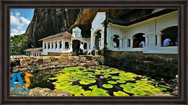 معبد دامبولا سریلانکا