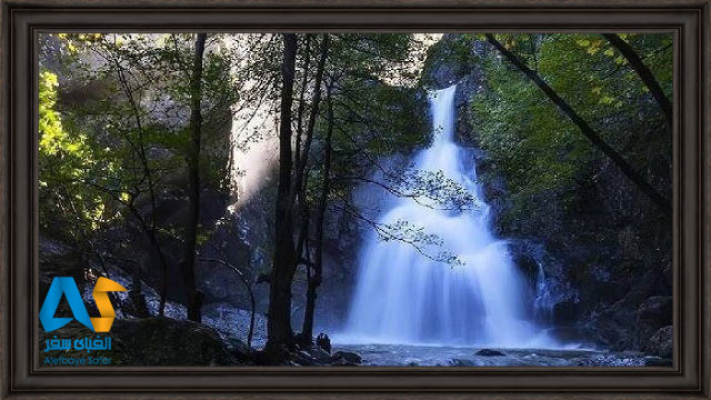 آبشار اريكلي در استانبول تركيه