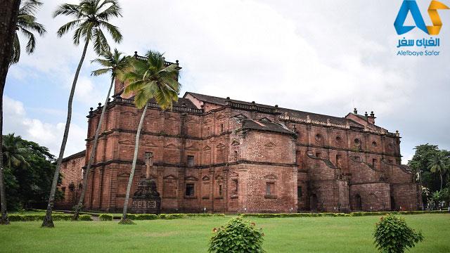 آثار تاریخی گردشگری گوا در هندوستان