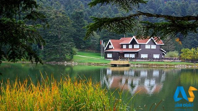 پارک طبیعی بولو ترکیه