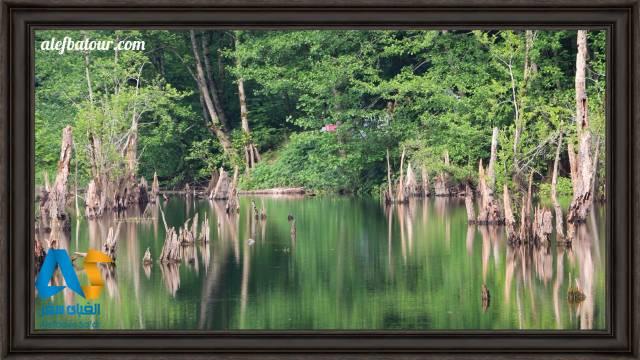 عکس دریاچه ارواح