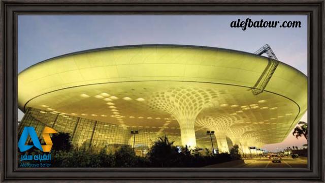 فرودگاه بمبئی زیباترین فرودگاه هندوستان
