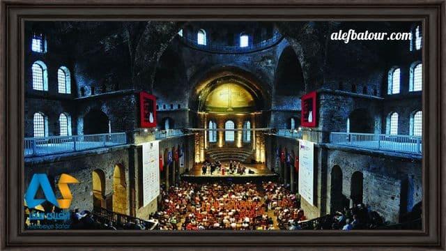 فستیوال بین المللی موسیقی استانبول