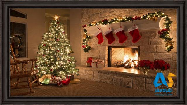 جشن كريسمس و آغاز ژانويه 2020