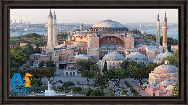 مسجد اياصوفيه استانبول
