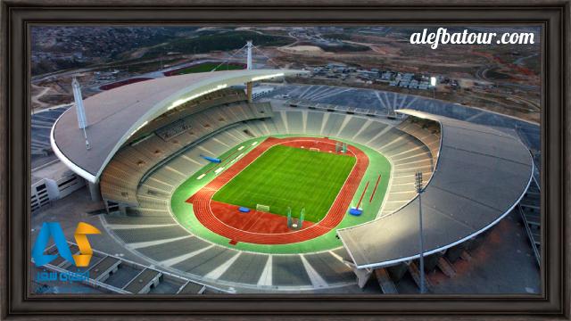 ورزشگاه آتاتورک استانبول