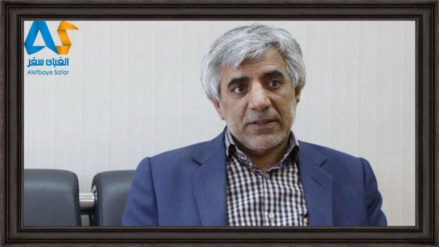 رضا جعفر زاده مدير روابط عمومي سازمان هواپيمايي كشوري
