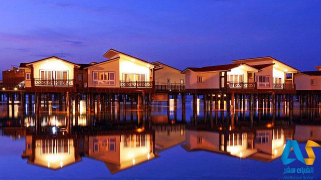 هتل 5 ستاره ترنج کیش