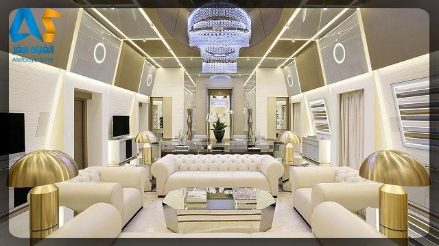 اتاق هتل لاکچری و لوکس کاتارا در ایتالیا