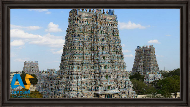 معبد میناکشی امان هند