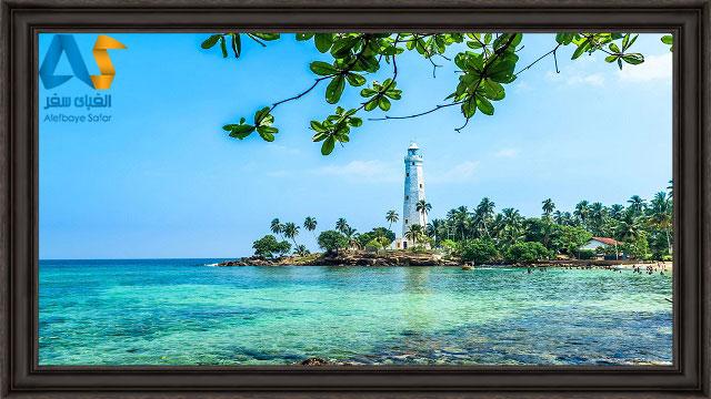 سواحل زيباي سريلانكا بهترين جاذبه هاي گردشگري سريلانكا